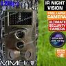 Trail Camera Wireless Farm Security Cam Waterproof Night Vision No Spy Hidden