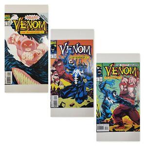 VENOM The Madness #1-3 Complete Series MARVEL Comics 1993
