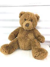 Aeropostale Soft Brown Teddy Bear 16 inch Plush Stuffed Animal nose damage