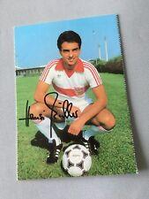 HANSI MÜLLER VFB Stuttgart signed Autogrammkarte 10x15