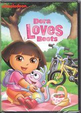 Television DVD - Nickelodeon. - Dora the Explorer - DORA LOVES BOOTS
