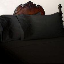 Duvet Cover Set Striped Pattern Choose Colors & Sizes 1000 TC Egyptian Cotton
