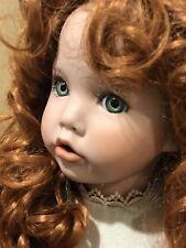 "The Doll Maker Linda M. Rick  ""FIONA"" LE# 150/1000 GORGEOUS!!!"