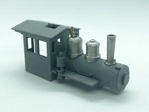 HDBS-007 HOn30HOn2½ 009 MiniTrains F&C Conversion Parts Set