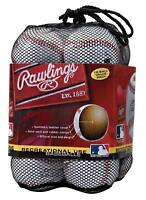Rawlings Official League Recreational Use Baseballs, Bag of 12, OLB3BAG12