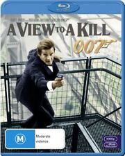 a View to a Kill 007 Blu-ray 2cf2