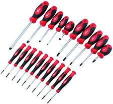 Draper juego de destornilladores 80920 agarre suave (20 pieza)