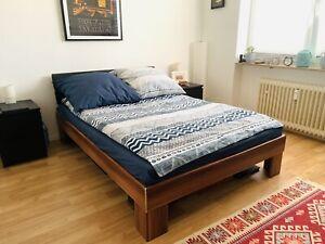 Gebrauchte Bett 140 X 200 Komplett Mit Matratze