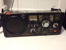 VINTAGE JAPAN AIMOR TR-105 MULTI FIVE BAND SHORTWAVE RADIO RECEIVER WORLDWIDE