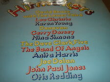 HITMAKERS - Various Artists ~bowie/donovan/ nina simone/otis reading VINYL LPex+