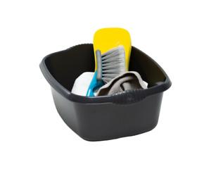 Rectangular Washing Up Bowl New Plastic Strong durable Kitchen-Caravan Tidy Sink