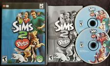 The Sims 2 Pets PC Game Expansion Pack 2006 Complete w/ Manual 100% Guaranteed