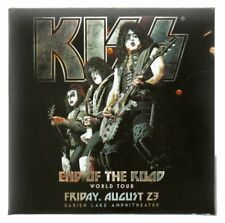 KISS - END OF THE ROAD (LIVE DARIEN LAKE AUGUST 23 2019)  2CD DIGISLEEVE NEW ONE