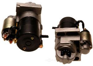 Remanufactured Starter  ACDelco GM Original Equipment  323-485