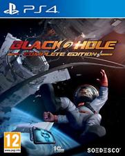 Playstation 4 Reorderable-Blackhole Complete Edition Ps4 Juego Nuevo