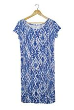 NEW! FIONA WOMEN'S JERSEY CASUAL DRESS (DARK BLUE, FREE SIZE/ M-L)