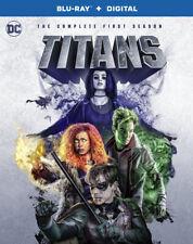 Titans: The Complete First Season (1)(Blu-ray)(Region Free)(Pre-order / Jul 16)