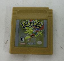 POKEMON Gold Version Cartridge For Nintendo Game Boy Color 2000 Region Free