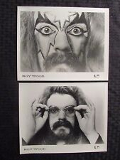 1970s? ROY WOOD Wizzard 8x10 United Artists Record Promo Black & White Photo