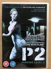 Wes Bentley P2 ~ PARKING LEVEL 2 ~ 2007 Car Park Stalker Horror /Thriller UK DVD
