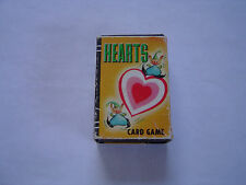 """Vintage 1951 Miniature Peter Pan Card Game """"Hearts"""" by Whitman Publishing"""