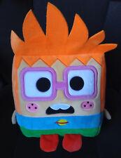 Kawaii Cubes Rugrats Chuckie Finster Cuddlerz Plush Nickelodeon