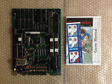 "Master of Weapon ""Taito 1989"" Jamma PCB Arcade Game Import Japan"