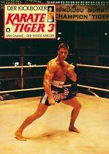 Der Kickboxer - Karate Tiger 3 ORIG AH-Foto Van Damme
