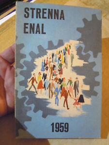 STRENNA ENAL - 1959 - EDIZIONI DOPOLAVORO ITALIANO - COCA COLA (LN4)