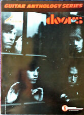 DOORS - GUITAR ANTHOLOGY SERIES - GUITAR TAB EDITION - 112 PAGE SONGBOOK - 1990