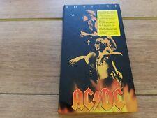 "AC/DC ""BONFIRE"" 5 CD BOX SET TRIBUTE TO VOCALIST BON SCOTT"