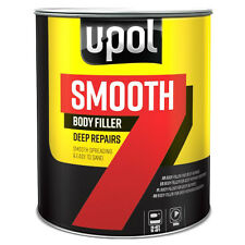 SMOOTH 7 Smooth Body Filler For Deep Repairs SM/7 3.75L & FREE ONION BOARD