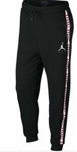 MEN'S AIR JORDAN SPORTSWEAR JUMPMAN PANTS XXL AR2250-010 NWT Basketball SIZE 2XL