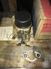 1972 - 1973 Chevy Truck 250 292 CID 1BBL Rochester Carburetor NOS 17055535