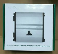 JL Audio E2150 98022 2-Channel Car Amp 150-watts BRAND NEW in BOX Free Shipping