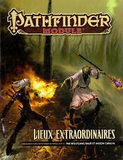 JDR RPG JEU DE ROLE / PATHFINDER LIEUX EXTRAORDINAIRES