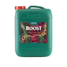 Canna Boost 10 Liter Hydroponics Nutrient Bloom Enhancer Accelerator 10L