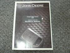 John Deere 2305 Compact Utility Tractor Shop Service Repair Manual TM2289