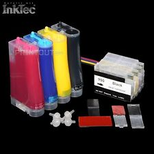 CISS continouos ink for HP 950XL OfficeJet Pro 8100 8600 251DW 276DW cartridge