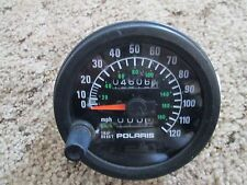 1995 POLARIS INDY SPEED GAUGE SPEEDOMETER SPEEDO (4606 MILES) MILEAGE/TRIP METER