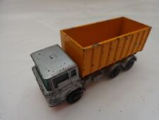 VINTAGE 60'S MATCHBOX LESNEY SERIES NO.47 TIPPER CONTAINER TRUCK