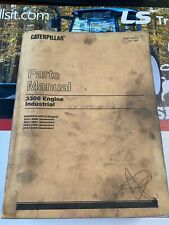 Caterpillar 3306 Industrial Engine Parts Manual