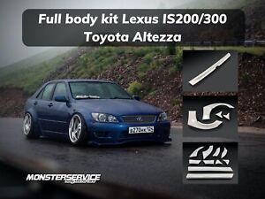 Full bodykit for Lexus Is300 /Toyota Altezza
