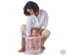 Bañera Redonda para Bebes Tummy Tub Evita los Colicos del Bebe Novedad Ecologica