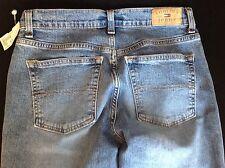 Tommy Hilfiger Distressed Medium Wash Women's Stretch Denim Jeans Sz. 5 New