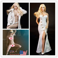 "1/6 Female Doll TBLeague Phicen 12"" action Figure Body/KIMI Head Sculpt"