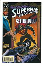 SUPERMAN: THE MAN OF STEEL # 41 (LOVE BITES! Feb 1995), NM