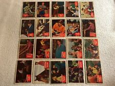 1956 Elvis Presley Bubbles Inc. (Topps) Trading Gum Cards - Lot of 20 Cards!!!!