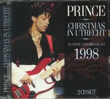 PRINCE - Christmas In Utrecht: Netherlands Broadcast 1998 - CD (2xCD)