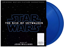 Star Wars The Rise Of Skywalker - Exclusive Limited Edition Blue 2x Vinyl LP